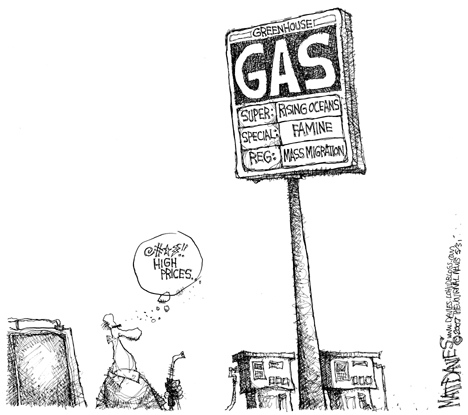 gas prices cartoon. Lowest Gas Station Prices of